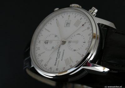 Baume-Mercier-Classima-XL-Chrono-GMT-3