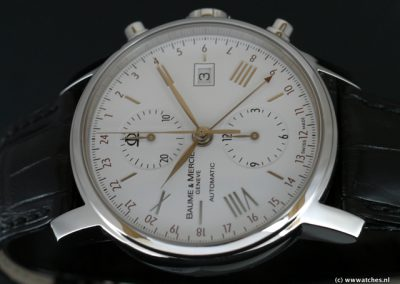 Baume-Mercier-Classima-XL-Chrono-GMT