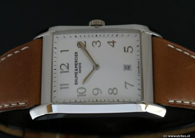 Baume-Mercier-Hampton-Quartz